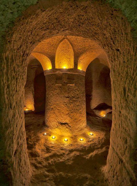 sala circolare grotte riccioni osimo